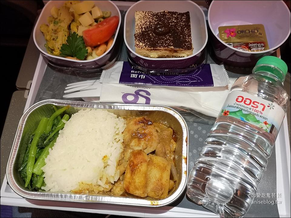 搭泰航點兒童餐還送鐵盒零食,好可愛!(曼谷出發限定)