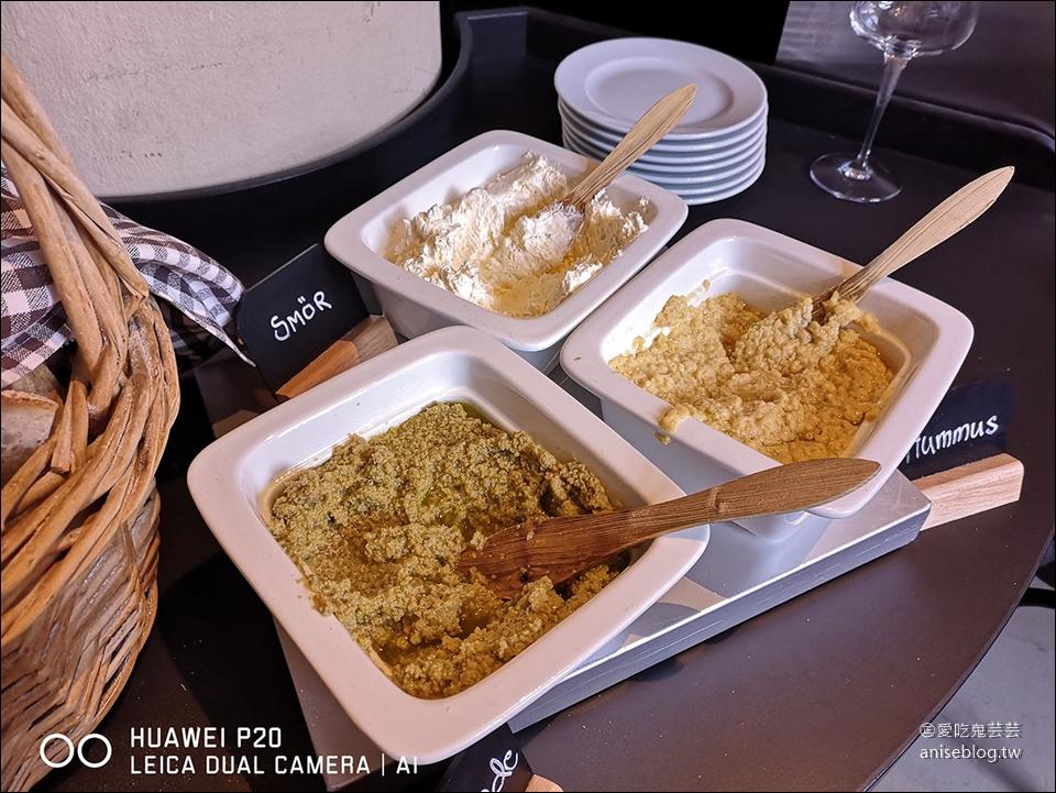 諾貝爾博物館也有美食!據說諾貝爾冰淇淋必吃