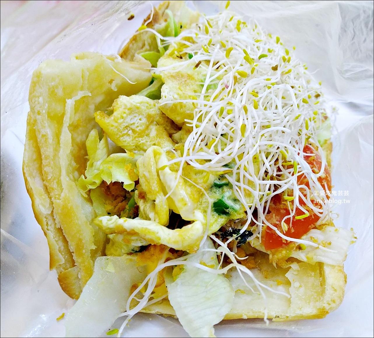 永新豆漿,永和在地推薦超人氣巷弄排隊早餐美食,美味胡椒餅蛋,永和美食(姊姊食記)