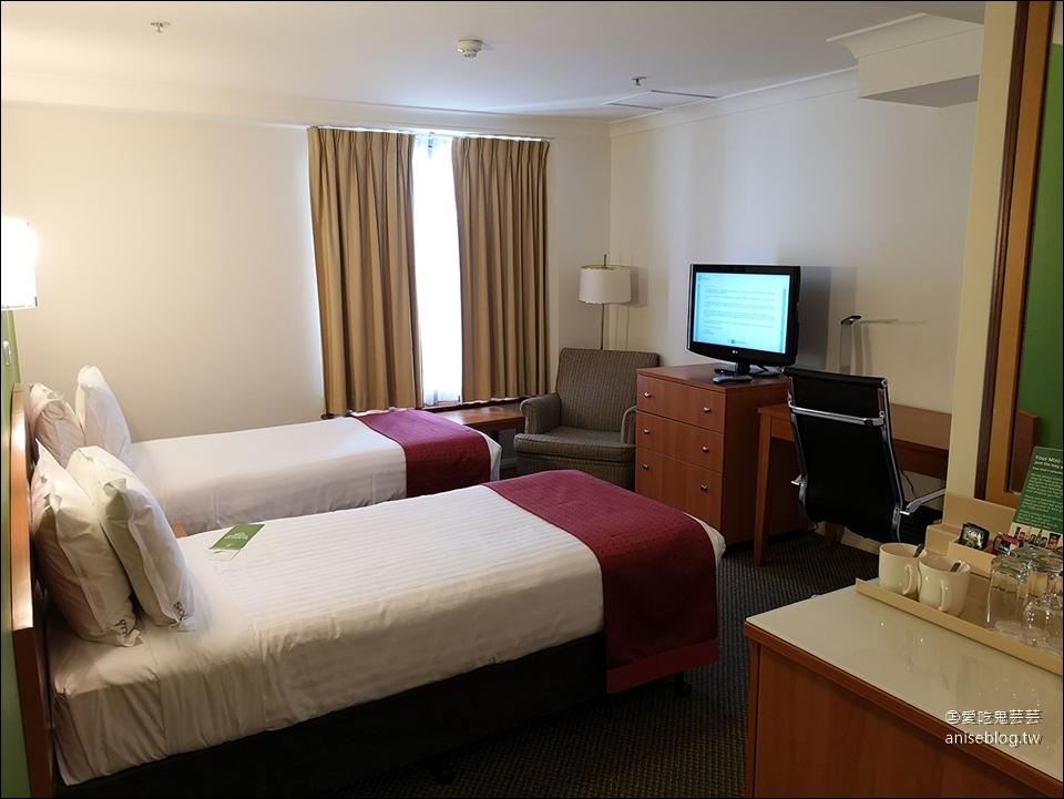 雪梨住宿推薦 | Holiday inn Darling Harbour,市中心近中國城、達令港