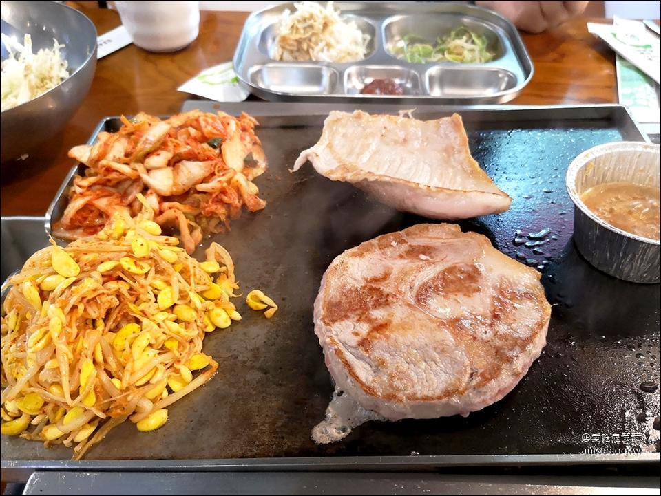 菜豚屋,日韓混血的韓式烤肉店 @愛吃鬼芸芸