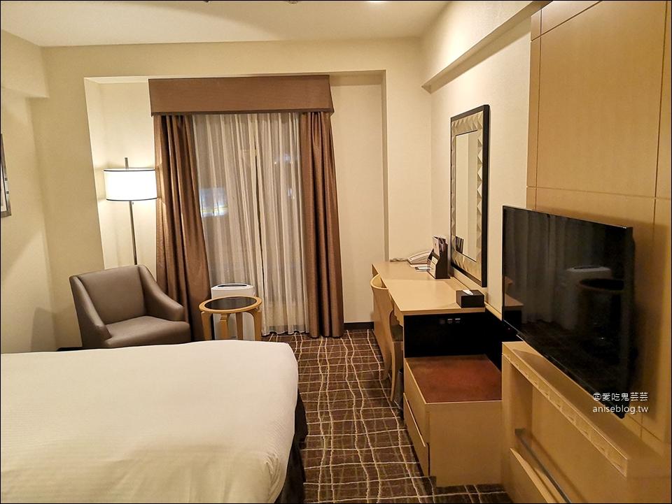 那霸住宿推薦 | 那霸希爾頓逸林飯店 (DoubleTree by Hilton Hotel Naha),近捷運、國際通