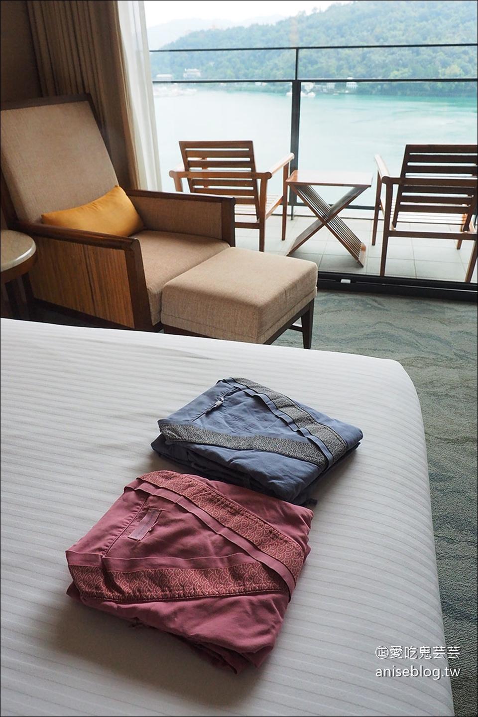 日月潭畔雲品溫泉酒店,絕美湖景房擁抱日月潭