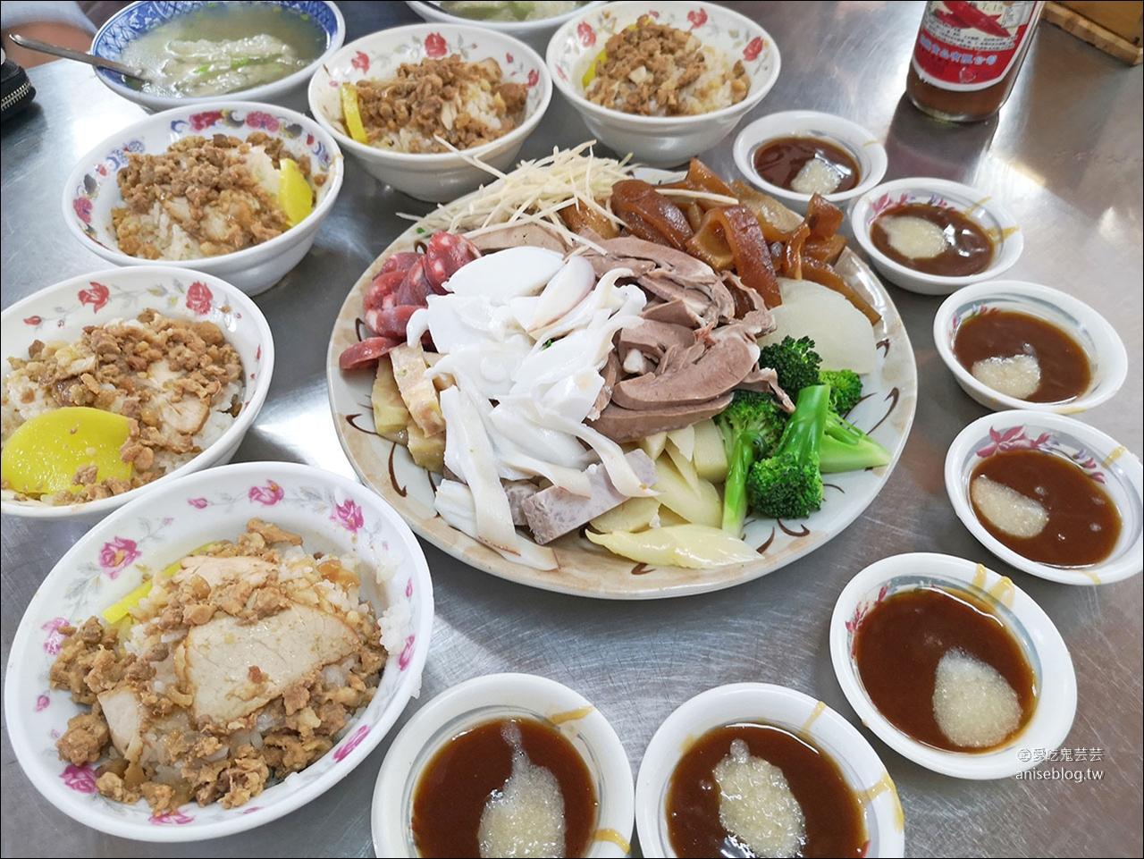 嘉義早午餐 | 朝陽街菜鴨、魯熟肉(源滷肉飯)
