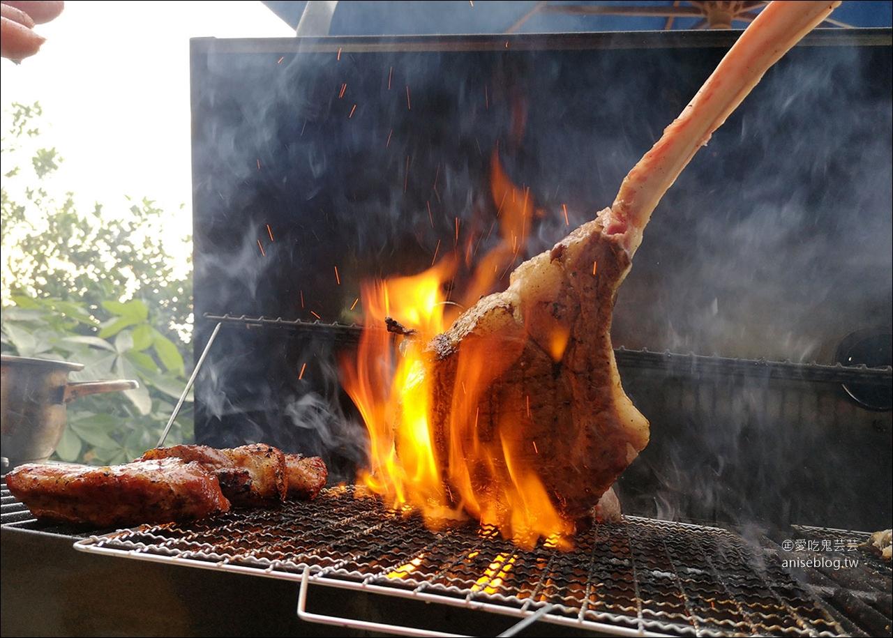 2018 中秋烤肉趴,每年都要從早吃到晚!