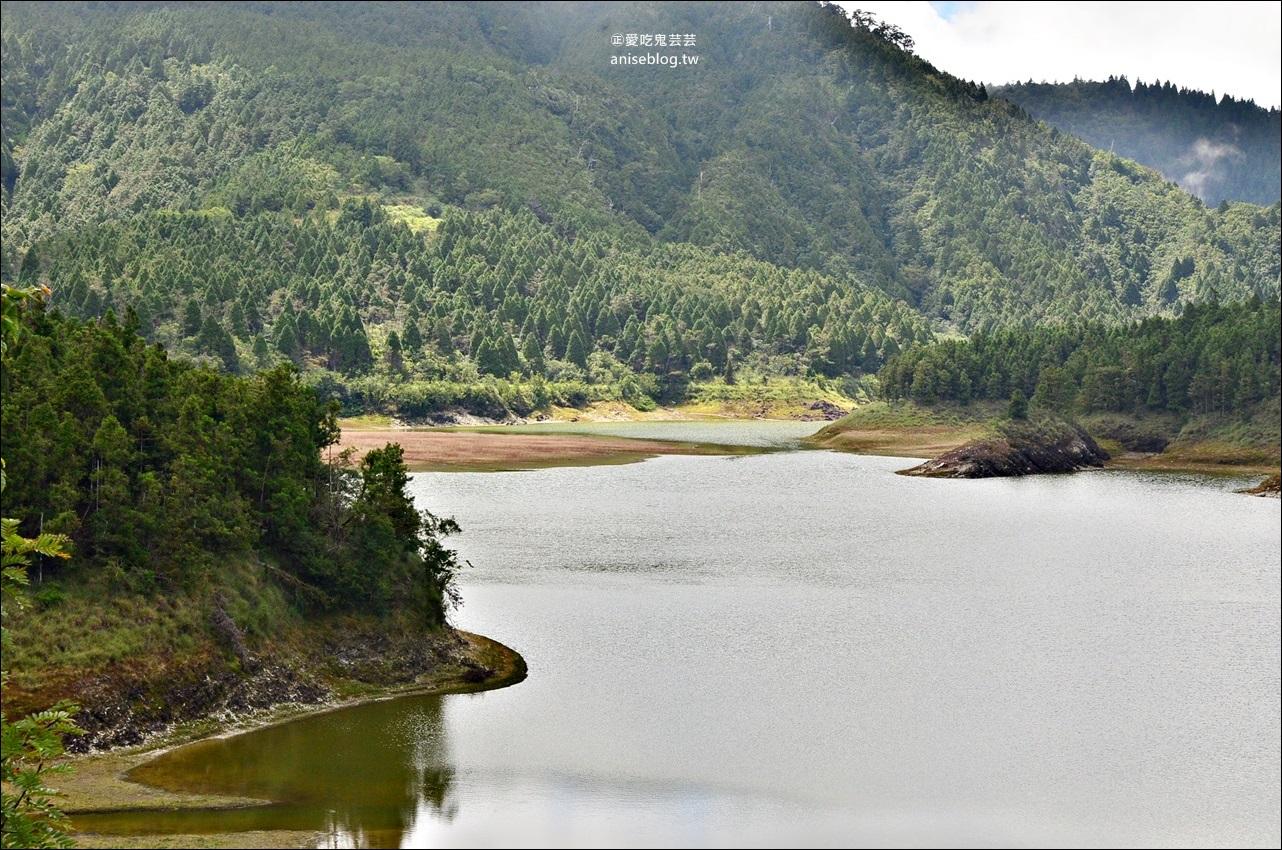 蹦蹦車9月終於復駛啦!見晴懷古步道、翠峰湖、鳩之澤溫泉一日遊行程,宜蘭旅遊景點(姊姊遊記)