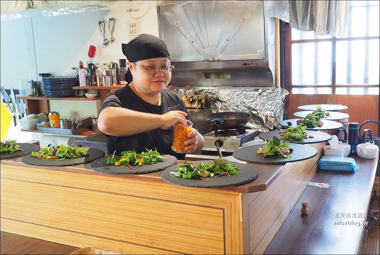 嘉義 | 這裡 料理工作室,預約制無菜單料理,品嚐小為老師的好手藝
