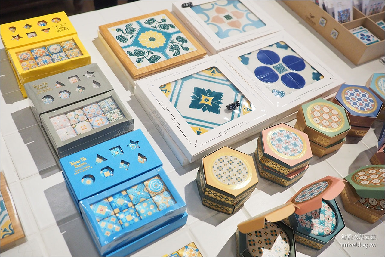嘉義景點 | 台灣花磚博物館,百年老花磚的故事