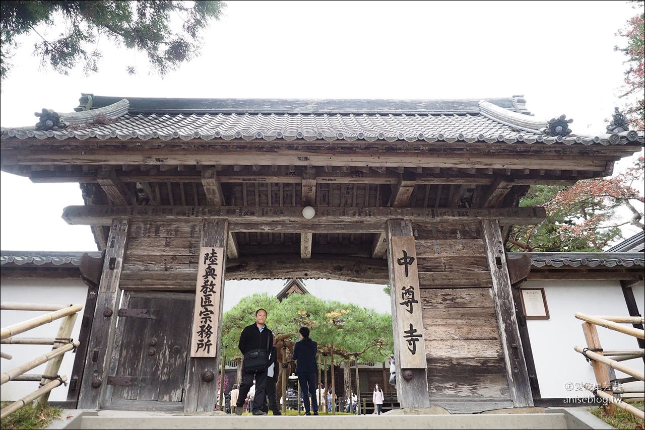 東北秋之旅|中尊寺散策、前澤牛燒肉