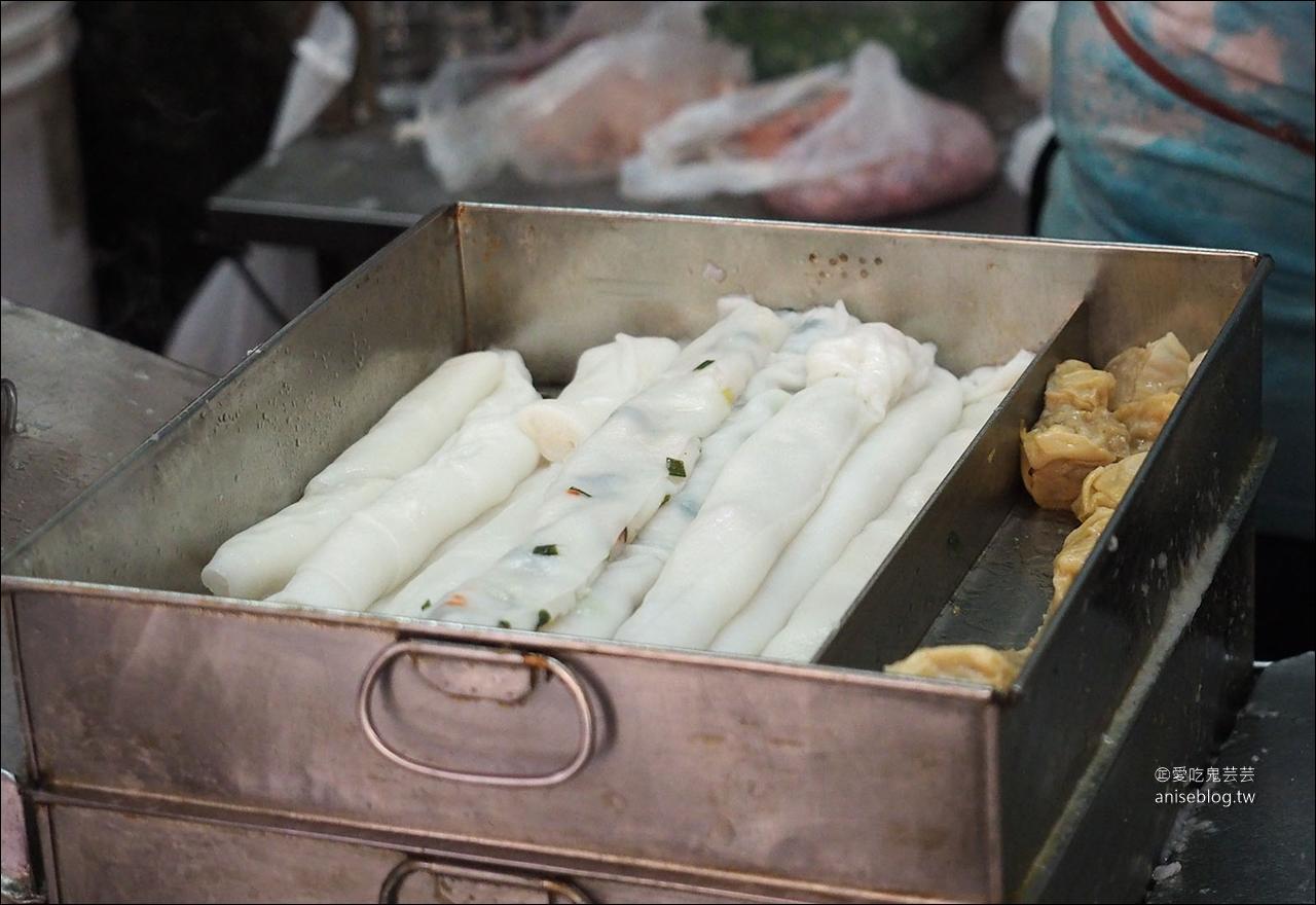 澳門必訪小吃 | 雀仔園街市之榮興布拉腸、張姐記食坊、蔡佬記咖啡粥麵