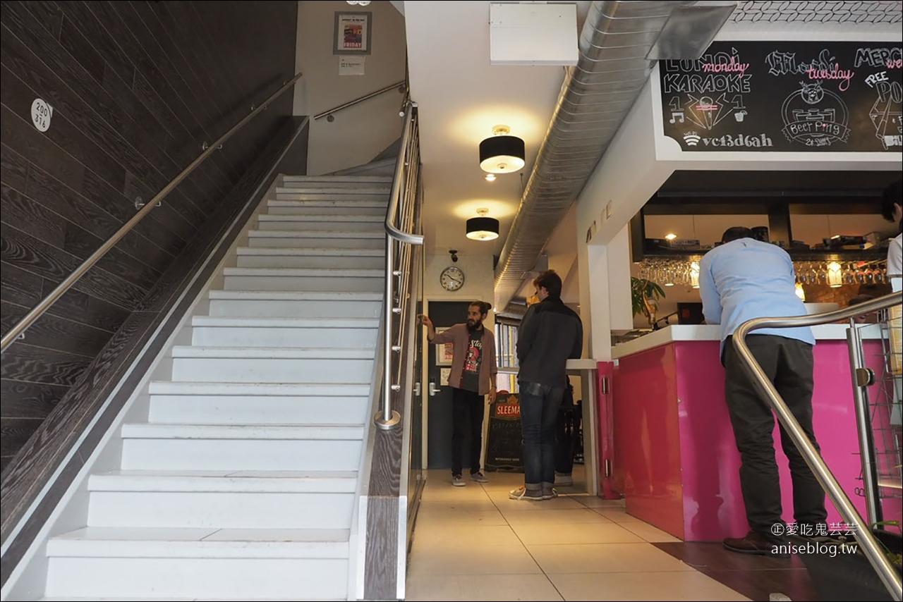 蒙特婁Montreal住宿推薦 | M Montreal Hostel 超划算住宿,2房1廳附廚房大冰箱及公用豪華大廚房