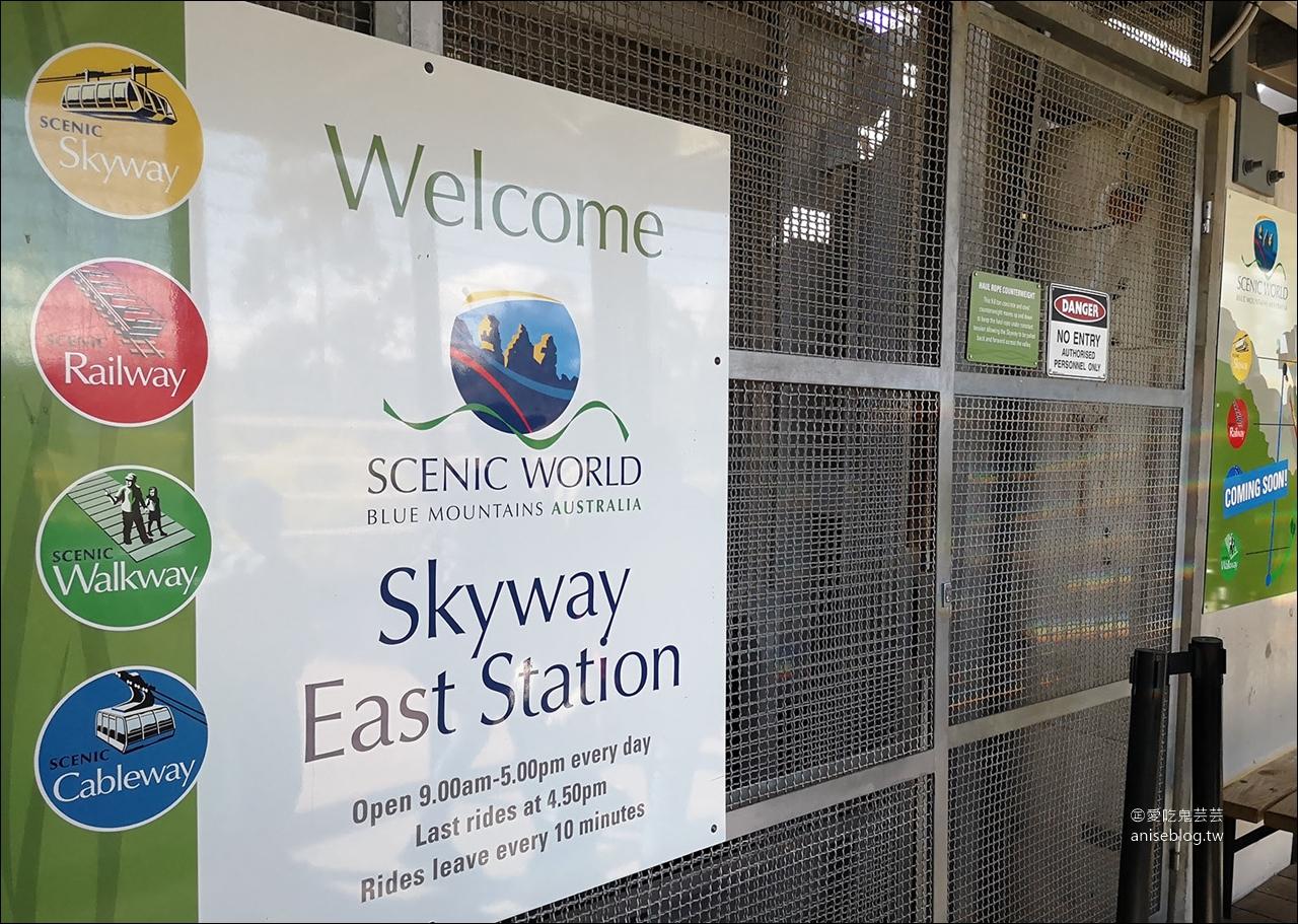 雪梨景點 | 藍山國家公園一日遊 ( 景觀世界纜車、三姐妹峰、蘿拉小鎮、野生動物園 )