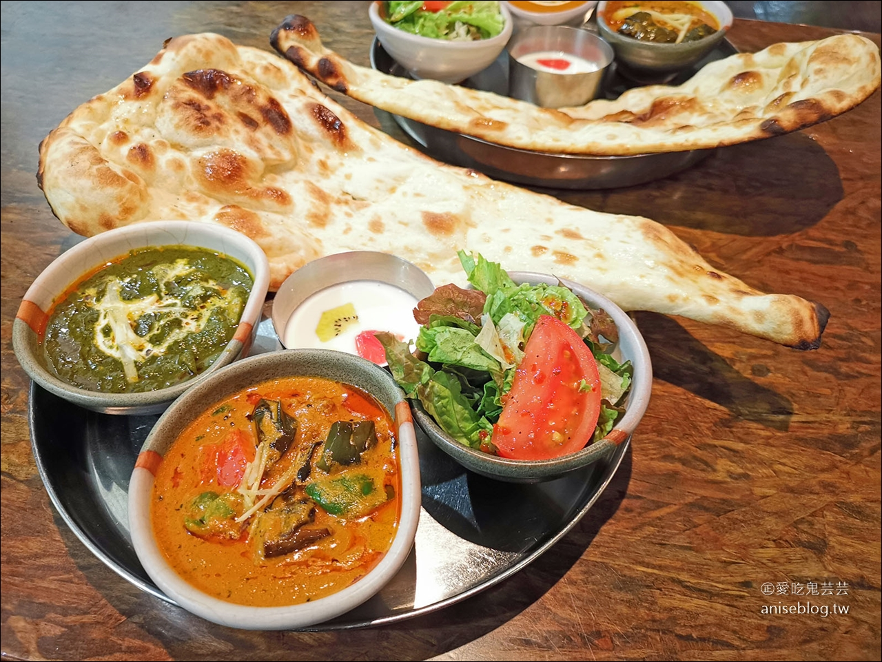 銀座印度料理 | OLD DELHI,巧遇的米其林必比登推介