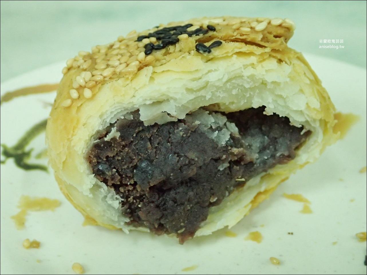 張記油豆腐細粉,酥餅、生煎包江浙點心,萬華果菜市場早午餐美食(姊姊食記)