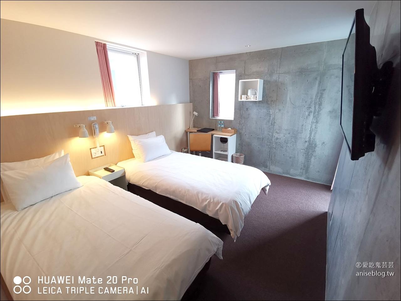 新宿住宿 | 推薦DOMO HOTEL,全新開幕文青旅店僅12間,一房難求!