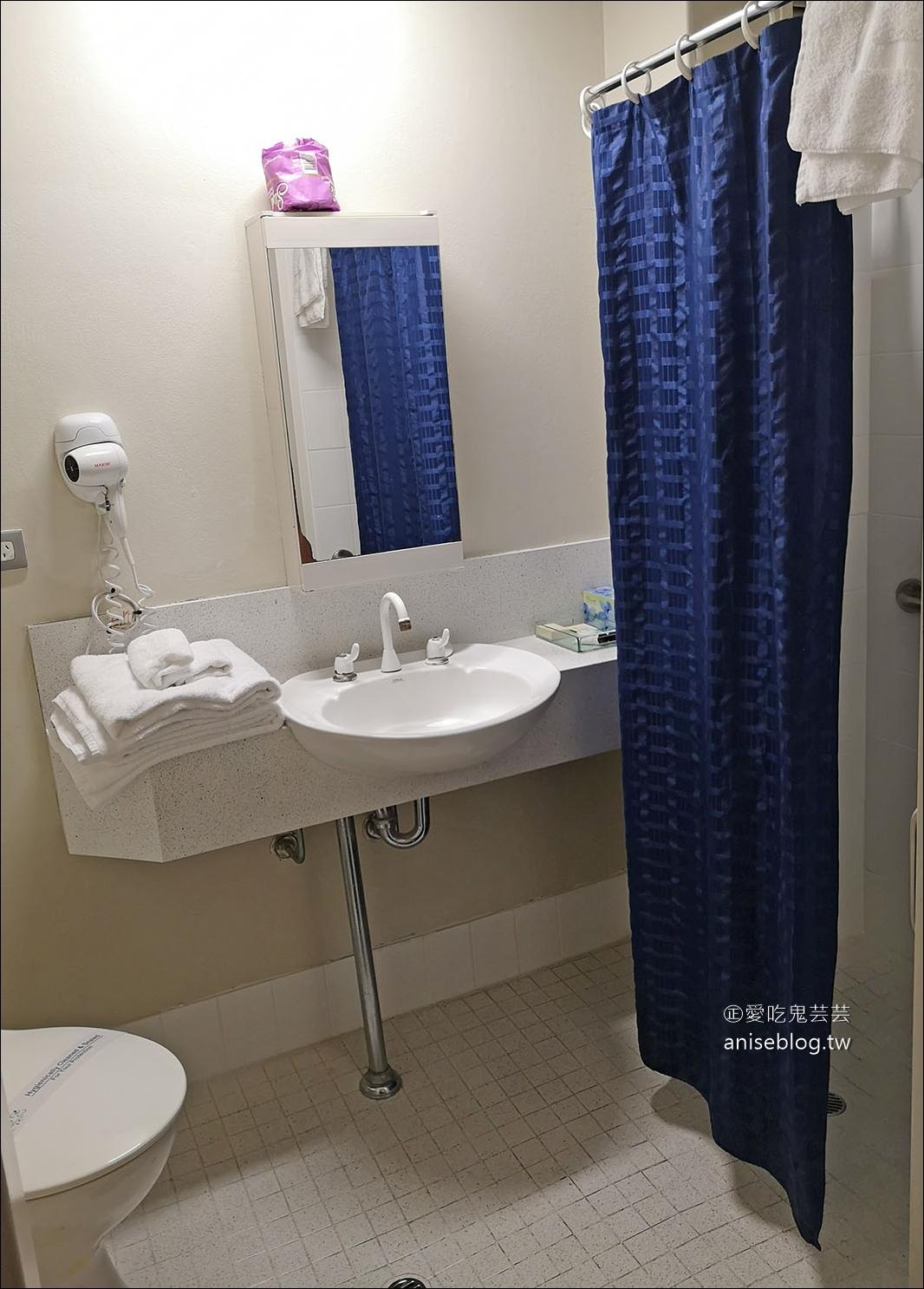 雪梨住宿推薦 | Mariners Court Hotel(航海閣), wooloomooloo海邊的可愛小飯店