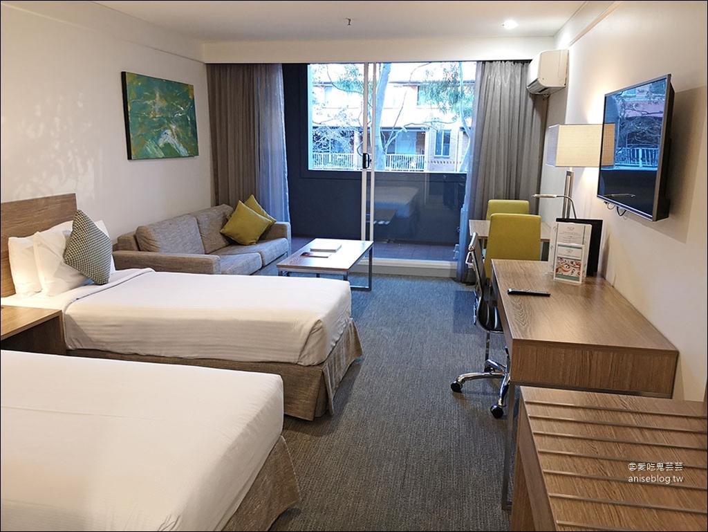 雪梨住宿推薦 | 雪梨艾斯拜都會飯店 (Metro Aspire Hotel Sydney),根本是網美打卡點