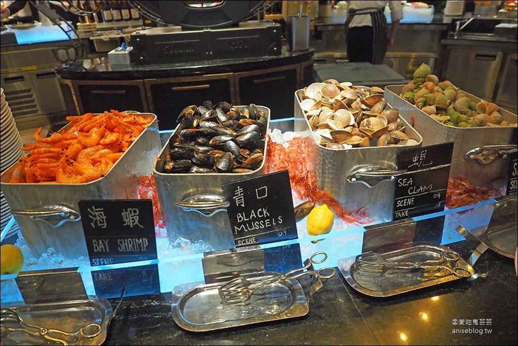 星濠影滙自助餐 | 星滙餐廳生蠔、雪蟹、麵包蟹、現切牛排吃到飽