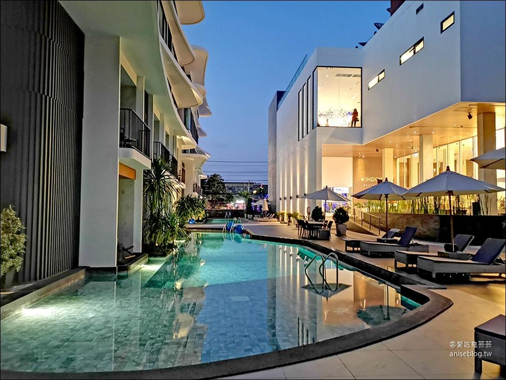清邁住宿推薦 | Wintree City Resort Chiang Mai,市區全新渡假酒店含泳池