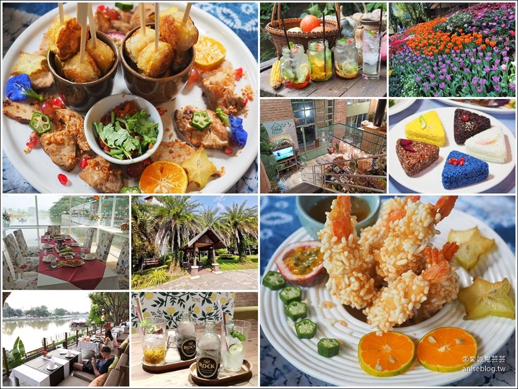 清邁泰北美食推薦11家,漂亮好吃又平價的餐廳總整理 @愛吃鬼芸芸