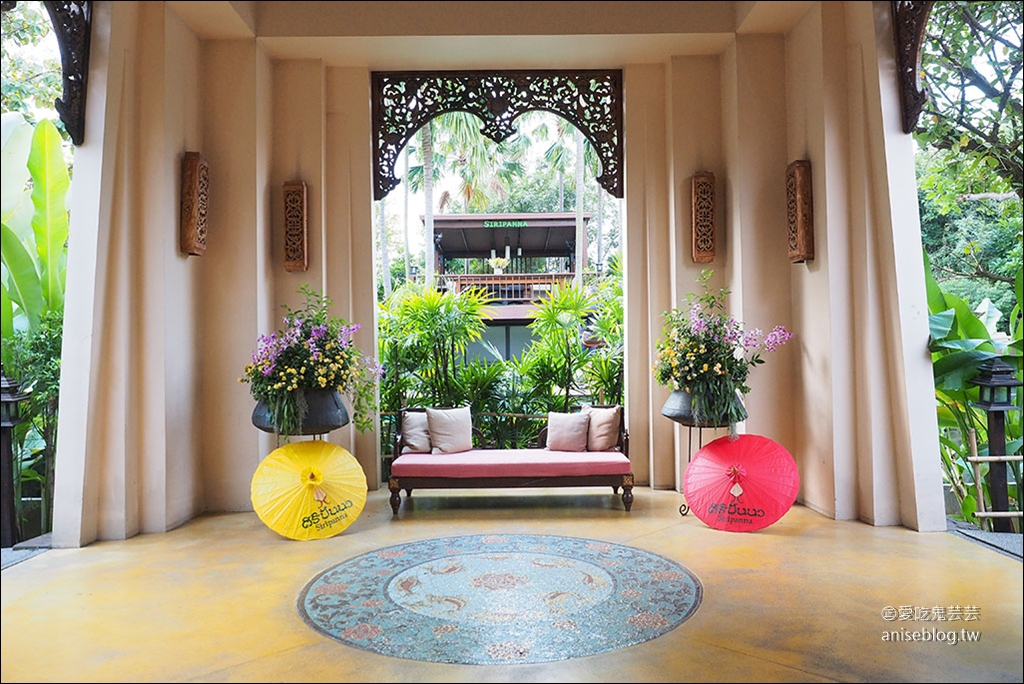清邁住宿推薦 | Siripanna Villa Resort and Spa 清邁西麗帕娜别墅度假村