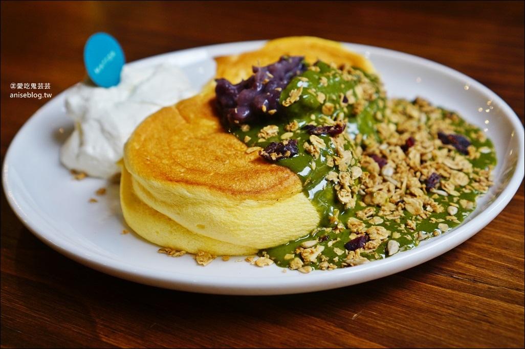 MATTER CAFE,網美乾燥花牆、美味舒芙蕾板橋早午餐,新埔站美食(姊姊食記) @愛吃鬼芸芸