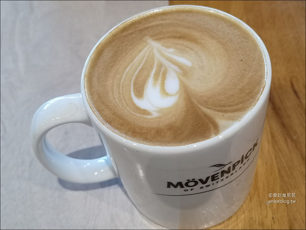 莫凡彼咖啡館 Movenpick Café @新店七張站,聚餐好地方