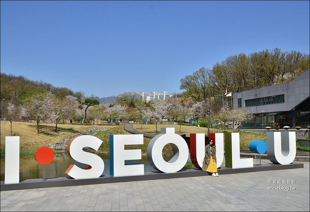 首爾賞櫻一日遊:夢想森林、首爾大公園、賽馬公園