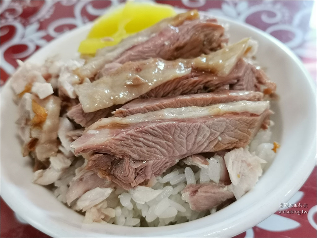 阿宏師火雞肉飯,嘉義雞肉飯新星,口味偏重、超推涼拌豬肝!