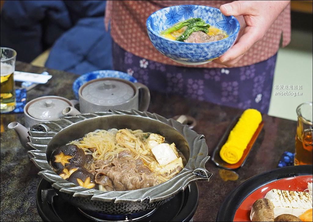 牛や清,群馬縣產上州黑毛和牛壽喜燒超美味😍