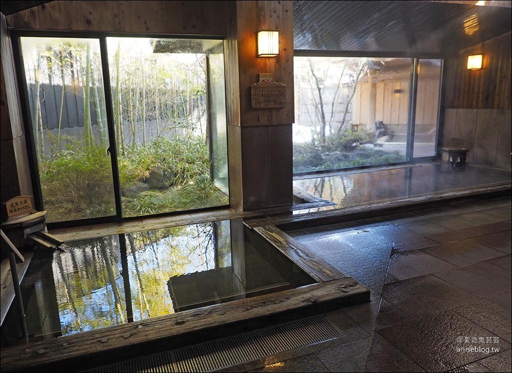 悠湯里庵,北關東最頂級的溫泉旅館