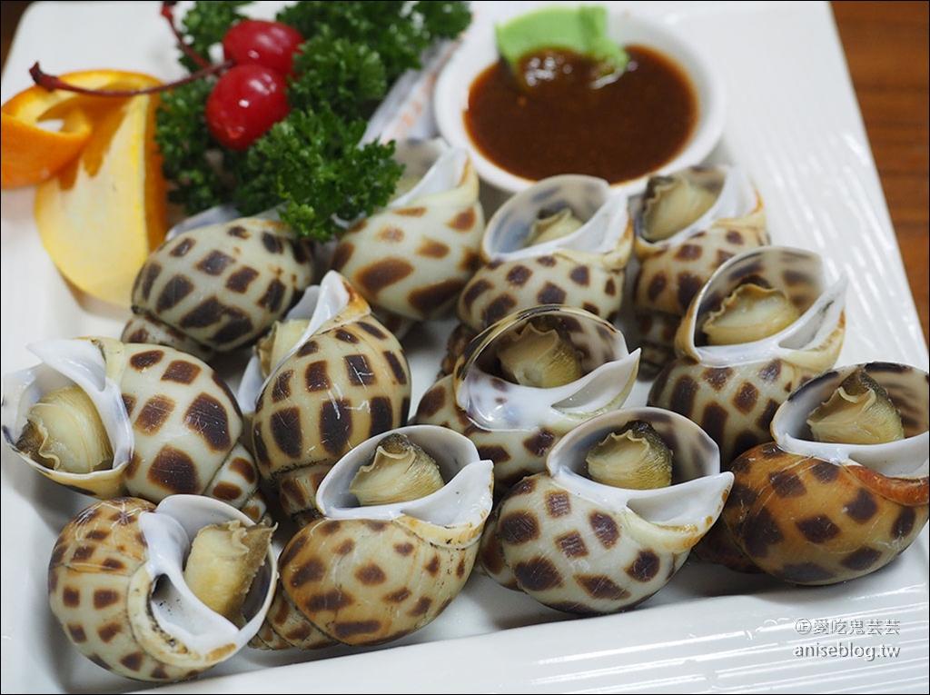 鮮定味生猛海鮮,澎湖在地人帶路超厲害海鮮餐廳