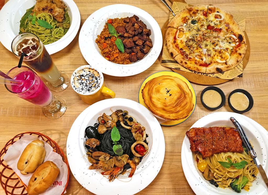 Le NINI樂尼尼義式餐廳@ATT4Recharge,超夯名店大直新開幕 ( 同場加映內湖店 ) ( 文末菜單 ) @愛吃鬼芸芸