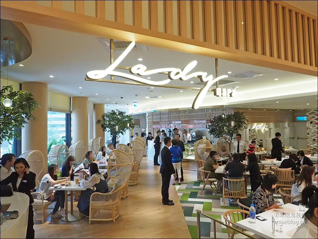 Lady nara 台北統一時代店,全球海外首店開幕嘍!信義區新網美餐廳