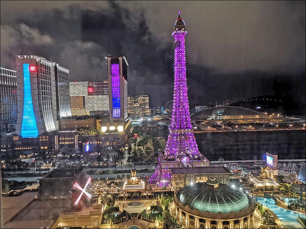 澳門巴黎人3天2夜行程總整理@2019姊妹小旅行