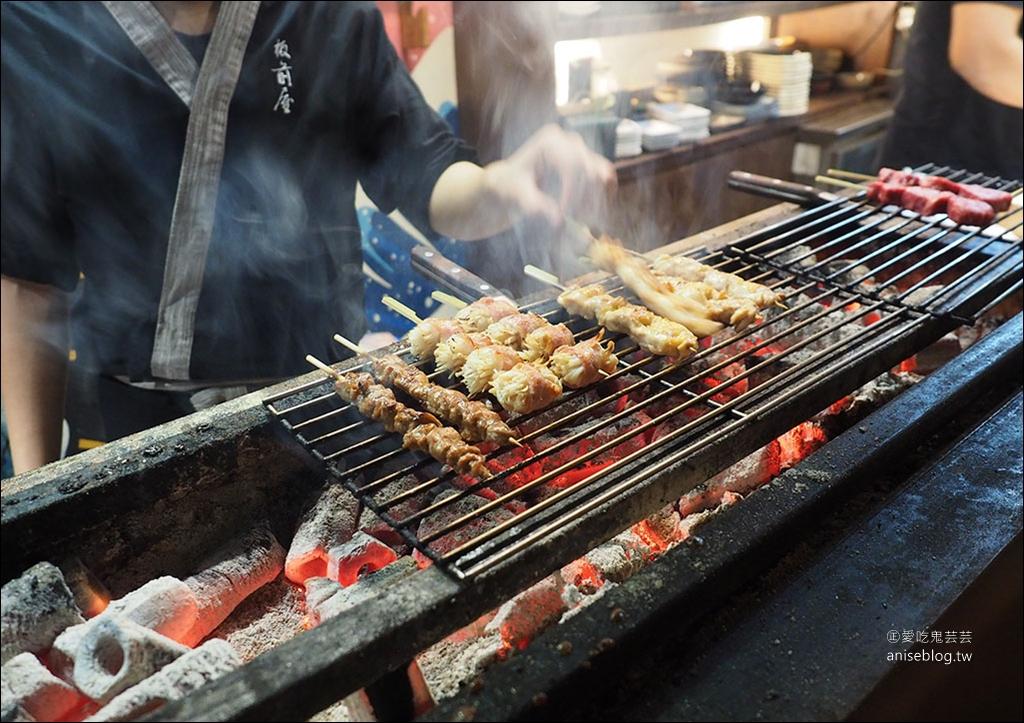 台北鰻魚飯推薦:板前屋炭烤活鰻魚、串燒,無刺、無腥、無土味,內湖南港宵夜美食別錯過