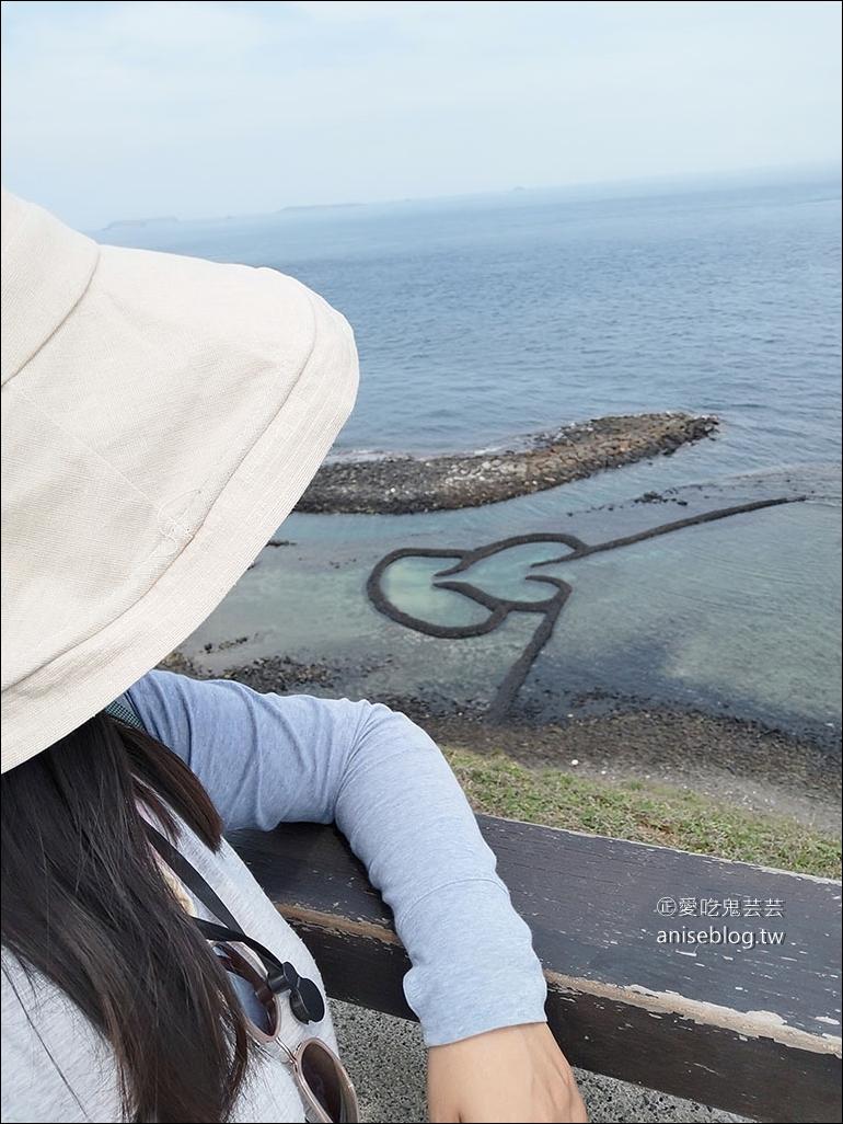 絕美澎湖 | 七美雙心石滬、東吉嶼燈塔、神秘藍洞,澎湖花火節搭船體驗
