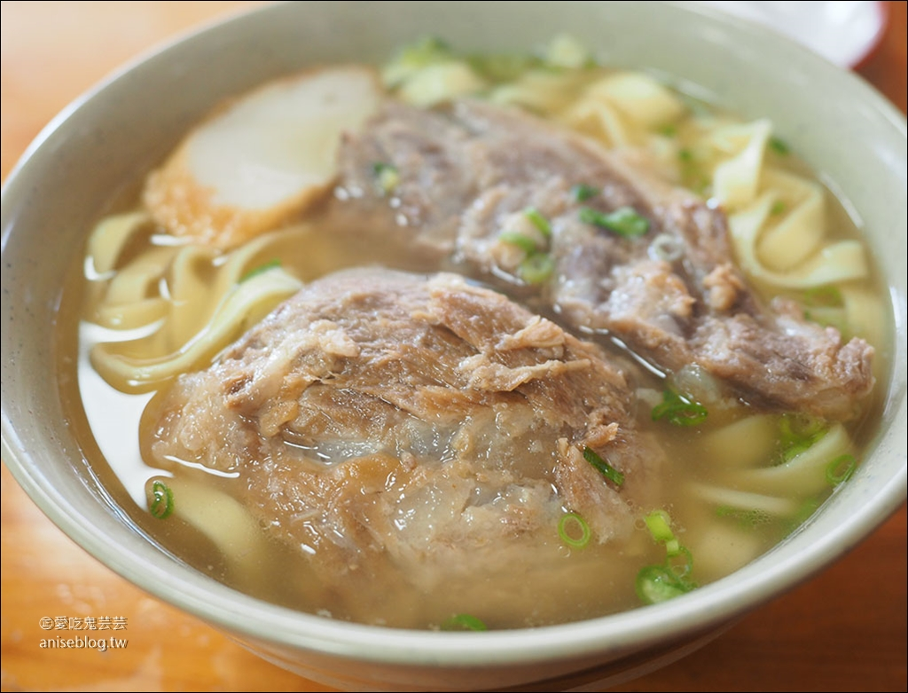 超好吃沖繩麵推薦,アワセそば食堂,軟骨麵、肋排麵、三層肉麵,在地人的愛! @愛吃鬼芸芸