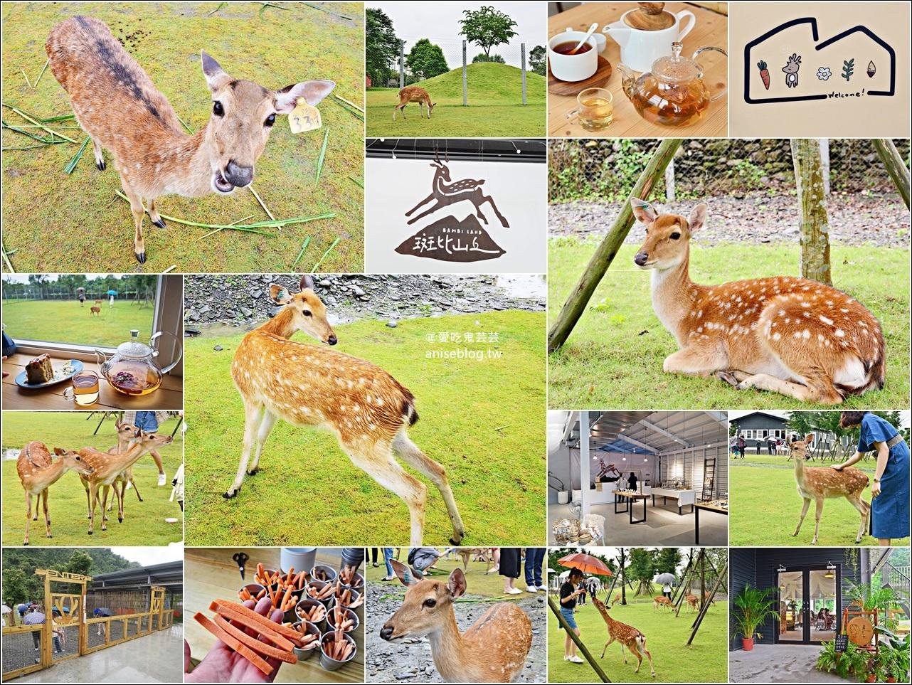 今日熱門文章:斑比山丘、美美子咖啡,台灣版小奈良與小鹿一起散步,宜蘭新景點(姊姊遊記)