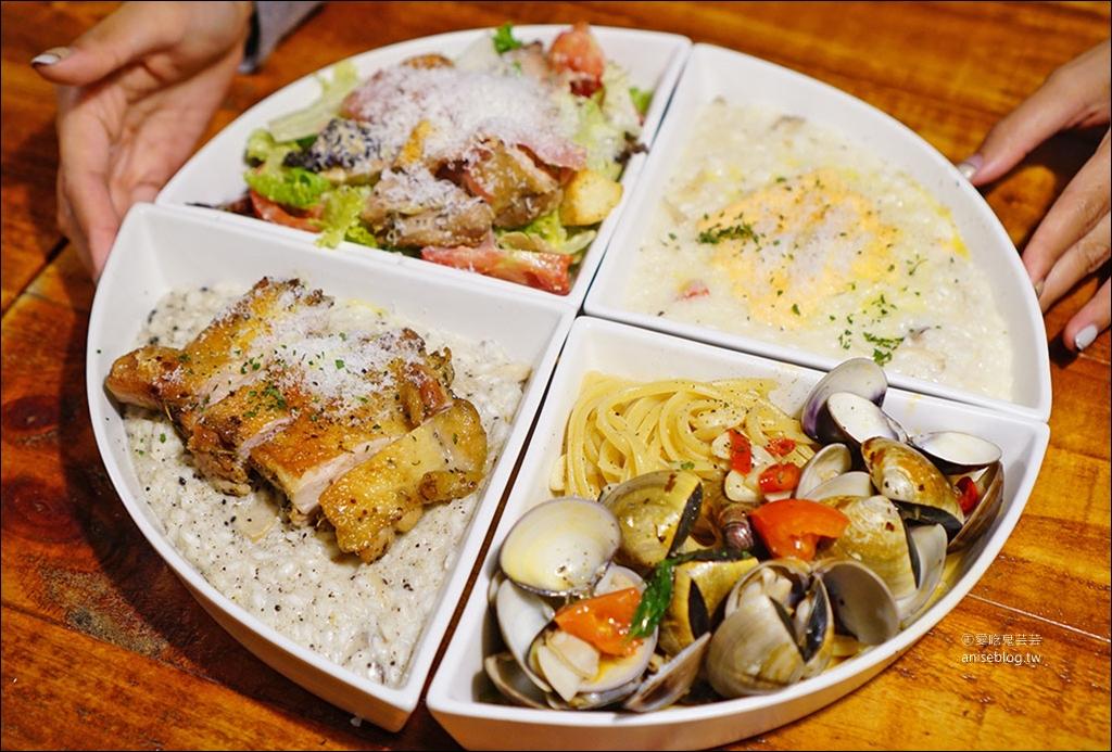 吃義燉飯,南京復興站義大利麵、燉飯專賣店 @愛吃鬼芸芸