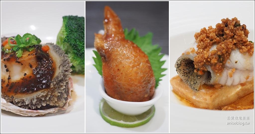 台北新板希爾頓酒店 | 青雅中餐廳,精緻粵菜、個人套餐,聚餐宴客好場所 @愛吃鬼芸芸