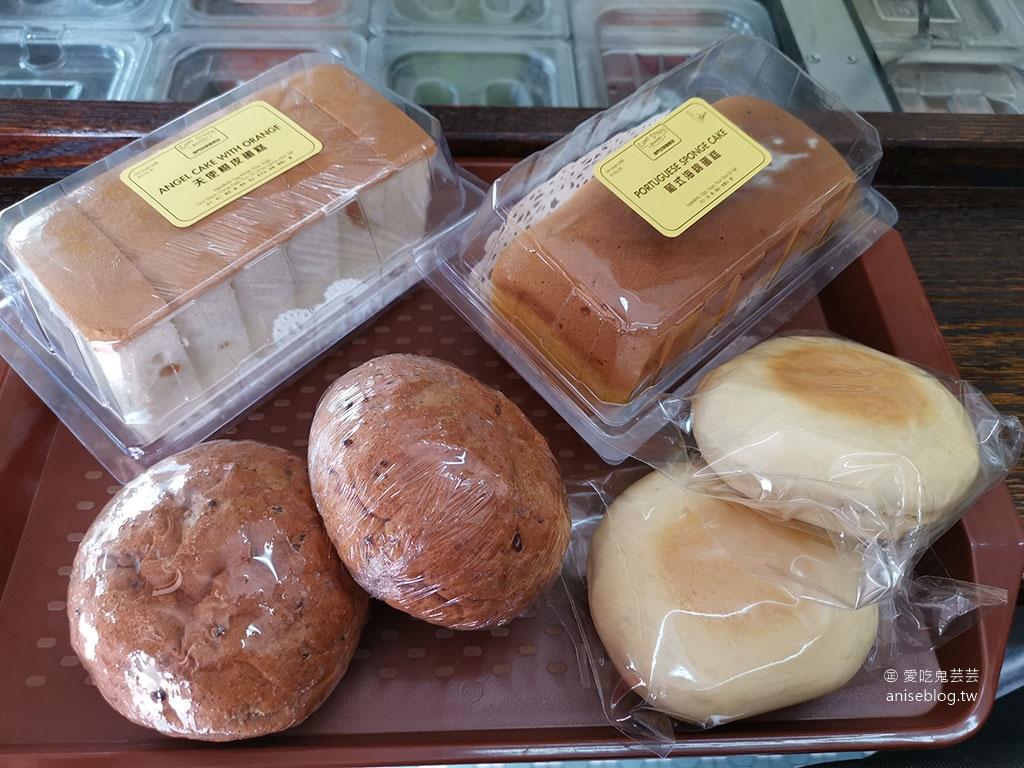 澳門必吃伴手禮 | 安德魯蛋塔 @路環本店,發現好吃的橙皮天使蛋糕!