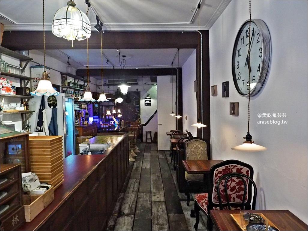 昭和冰室酒場,網美系復古懷舊風吃雪花冰,信義安和站美食(姊姊食記)