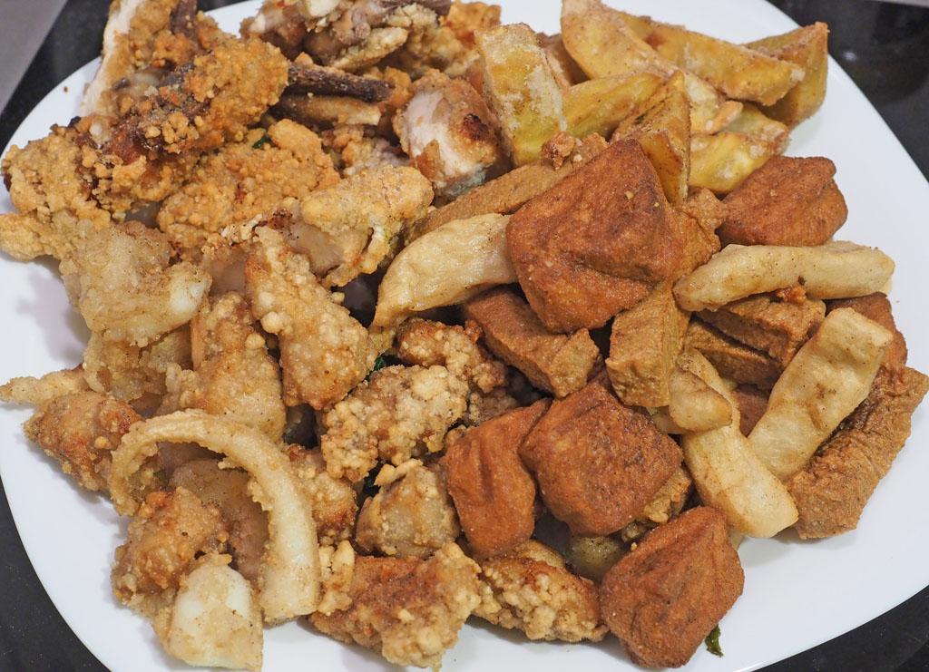 今日熱門文章:公園第一家鹽酥雞,不油不膩放冷也好吃,姊妹們聚會的愛!