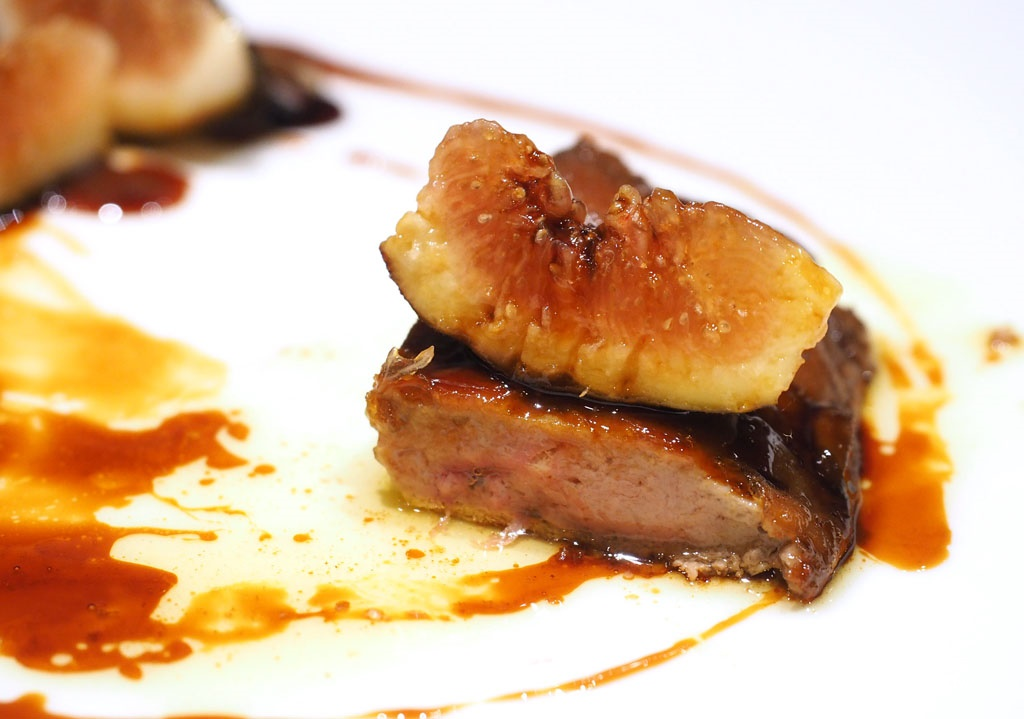 讚鐵板燒,鐵板教父葉清雄與法式醬汁、頂級食材的美好邂逅 (文末菜單) @2020米其林餐盤推薦