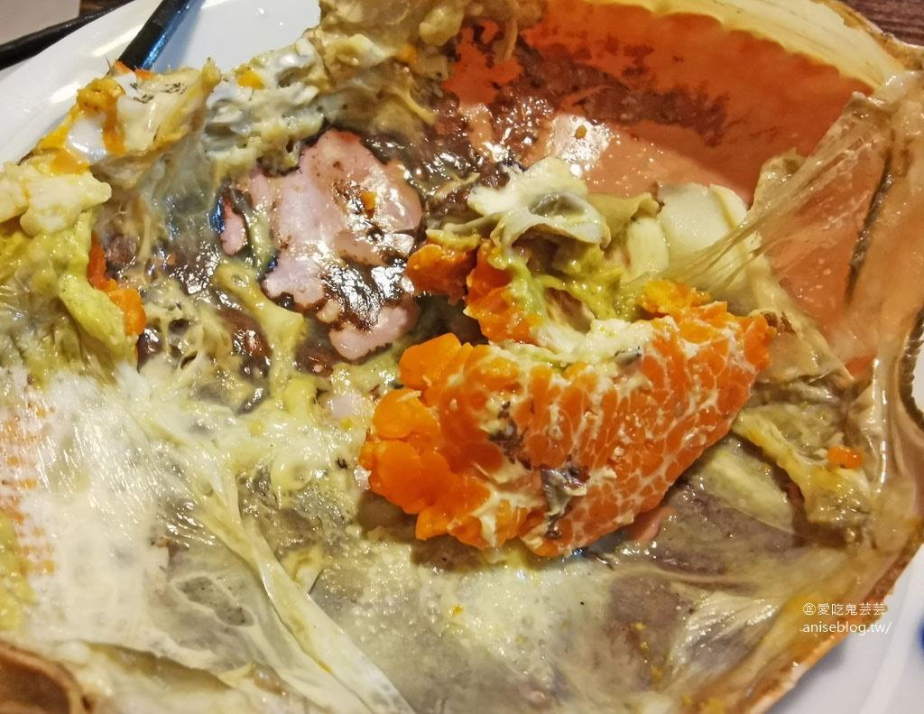 御神日式料理,歡慶中秋之秋蟹牡羊趴,大啖沙公沙母秋蟹肥滋滋