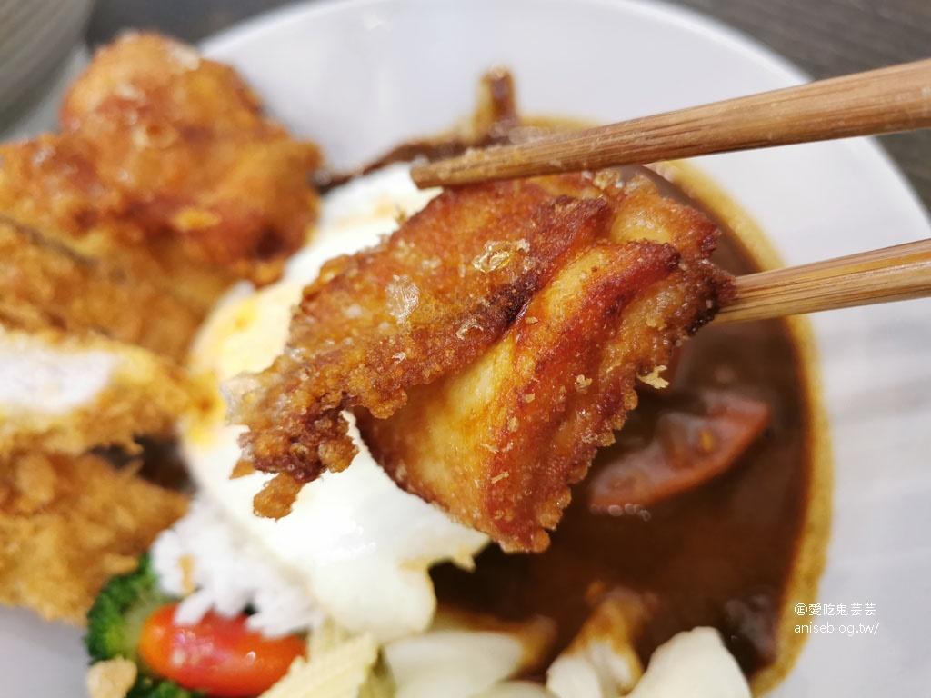 今日熱門文章:厚宅咖哩,香辣夠味炸雞塊外脆內多汁,免費加飯加醬不加價!