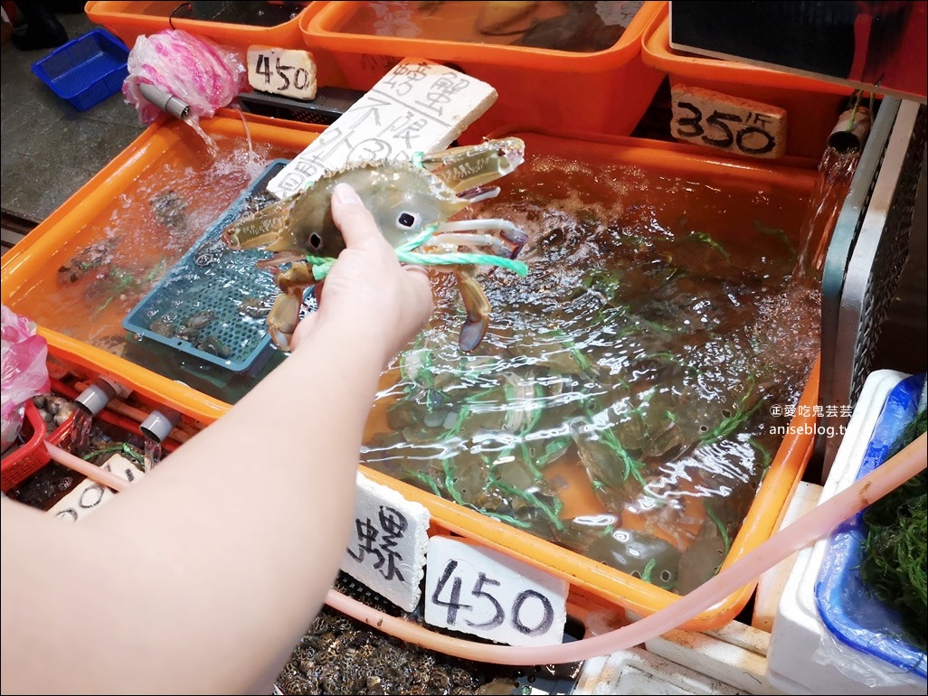 龜吼漁港靖瑜平價海鮮,秋蟹正肥美萬里蟹季又到了,北海岸萬里美食(姊姊食記)