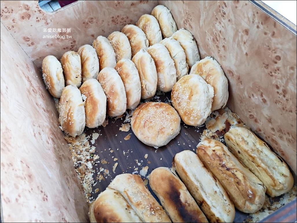 帶著清珍早點蔥燒餅再訪抹茶山,宜蘭礁溪老店早餐美食(姊姊食記)