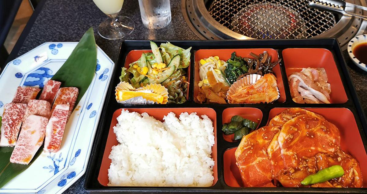 六歌仙燒肉@ 新宿燒肉推薦,商業午餐超划算! @愛吃鬼芸芸